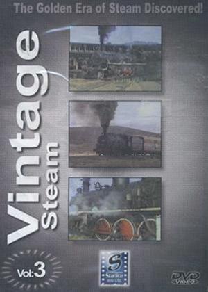 Rent Vintage Steam: Vol.3 Online DVD Rental