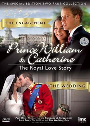Rent Prince William and Catherine: The Royal Love Story Online DVD Rental
