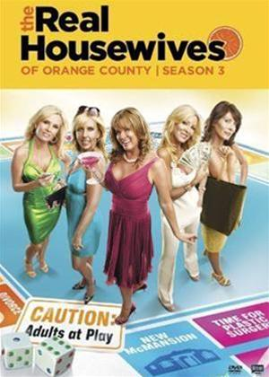 Rent The Real Housewives of Orange County: Series 3 Online DVD Rental