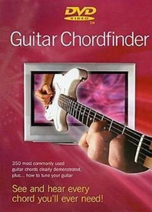 Rent Guitar Chordfinder: Electric Online DVD Rental