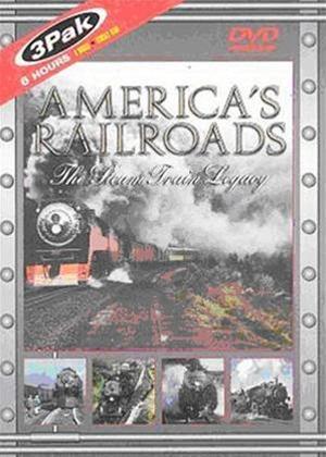 Rent America's Railroads: The Steam Train Legacy: Vol.1 Online DVD Rental
