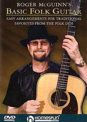Rent Roger McGuinn's Basic Folk Guitar Online DVD Rental