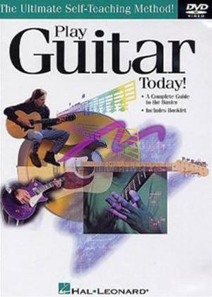 Rent Play Guitar Today Online DVD Rental