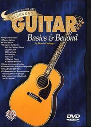 Rent Ultimate Beginner Series: Bluegrass Guitar Basics and Beyond Online DVD Rental