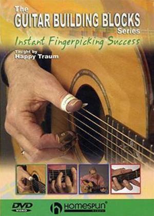 Rent Guitar Building Blocks: Instant Fingerpicking Success Online DVD Rental