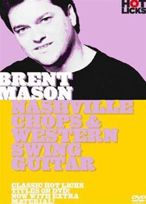 Rent Brent Mason: Nashville Chops and Western Swing Guitar Online DVD Rental