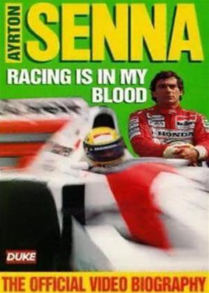 Rent Ayrton Senna: Racing Is in My Blood Online DVD Rental