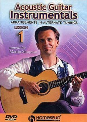 Rent Acoustic Guitar Instrumentals 1 Online DVD Rental
