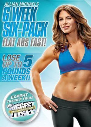 Rent Jillian Michaels: 6 Week Six Pack Online DVD Rental