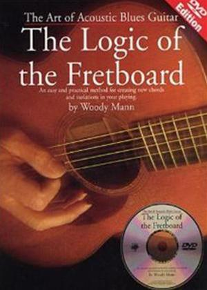 Rent The Art of Acoustic Blues Guitar: The Logic of The Fretboard Online DVD Rental
