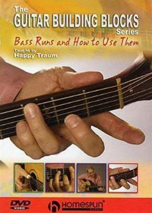 Rent Guitar Building Blocks: Bass Runs and How to Use Them Online DVD Rental