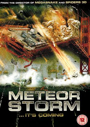 Rent Meteor Storm Online DVD Rental