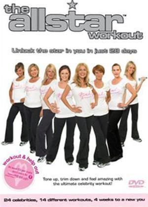 Rent The Allstar Workout Online DVD Rental