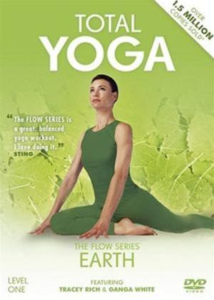Rent Total Yoga: The Flow Series Earth Online DVD Rental