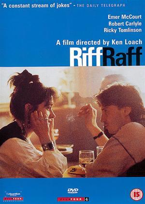 Rent Riff Raff Online DVD Rental