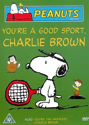 Rent Charlie Brown: You're a Good Sport, Charlie Brown Online DVD Rental