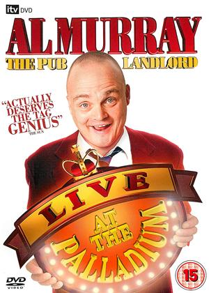 Rent Al Murray: The Pub Landlord - Live at The London Palladium Online DVD Rental