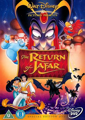 Rent Aladdin 2: The Return of Jafar Online DVD Rental