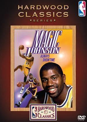 Rent NBA Hardwood Classics Series: Magic Johnson Always Showtime Online DVD Rental