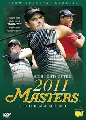 Rent Highlights of the 2011 Masters Tournament Online DVD Rental