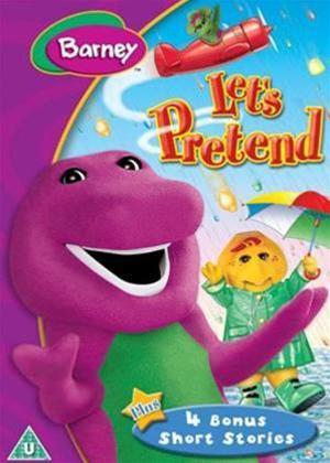 Rent Barney: Let's Pretend Online DVD Rental