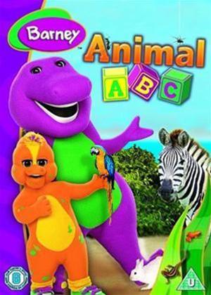 Rent Barney: Animal Abc Online DVD Rental
