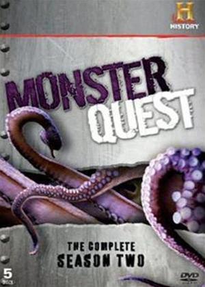 Rent Monster Quest: Series 2 Online DVD Rental