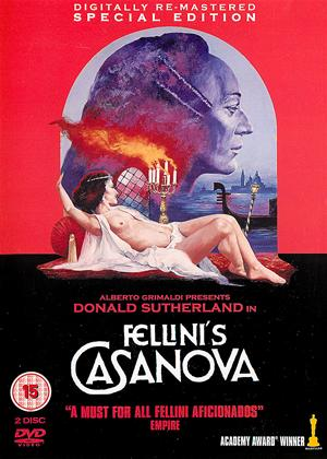 Rent Fellini's Casanova (aka Il Casanova di Federico Fellini) Online DVD Rental