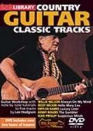 Rent Learn to Play Country Classic Guitar Tracks Online DVD Rental