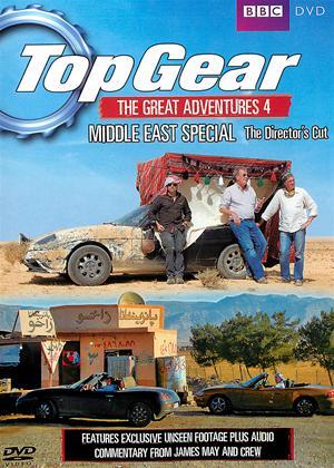 Rent Top Gear: The Great Adventures 4 Online DVD Rental