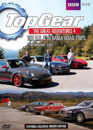 Rent Top Gear: The Great Adventures 4: The USA and Albania Road Trips Online DVD Rental