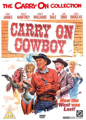 Carry on Cowboy Online DVD Rental