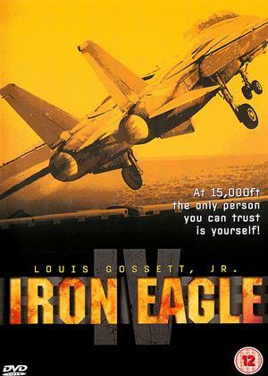 Rent Iron Eagle 4 Online DVD Rental