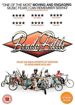 Benda Bilili Online DVD Rental