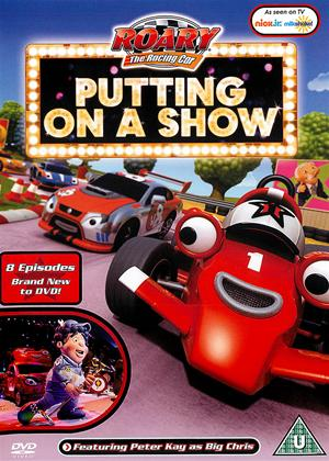 Rent Roary the Racing Car: Putting on a Show Online DVD Rental