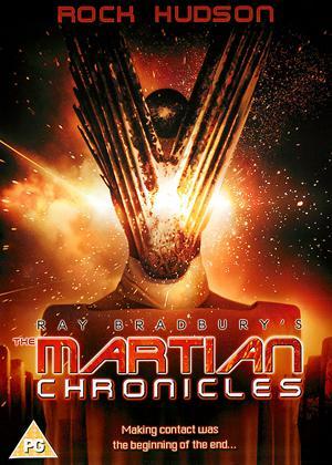 Rent Martian Chronicles Online DVD Rental