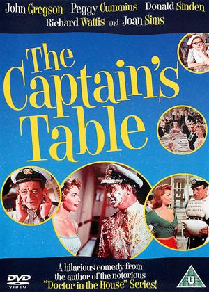 Rent The Captain's Table Online DVD & Blu-ray Rental