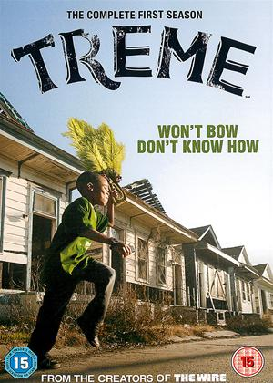 Rent Treme: Series 1 Online DVD Rental