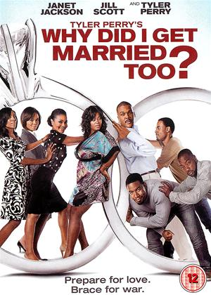 Rent Why Did I Get Married Too? Online DVD Rental