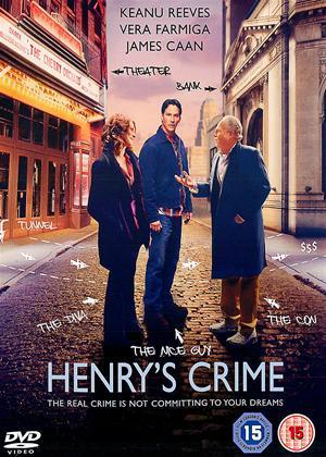 Rent Henry's Crime Online DVD Rental