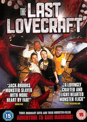 Rent The Last Lovecraft Online DVD Rental