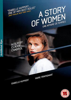 Rent The Essential Claude Chabrol: Vol.2: Story of Women (aka Une affaire de femmes) Online DVD Rental