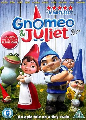 Gnomeo and Juliet Online DVD Rental
