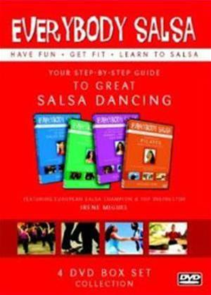 Rent Everybody Salsa Online DVD Rental