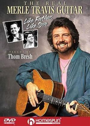 Rent Thom Bresh: Real Merle Travis Guitar Online DVD Rental