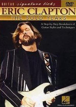 Rent Eric Clapton: The Solo Years Online DVD Rental