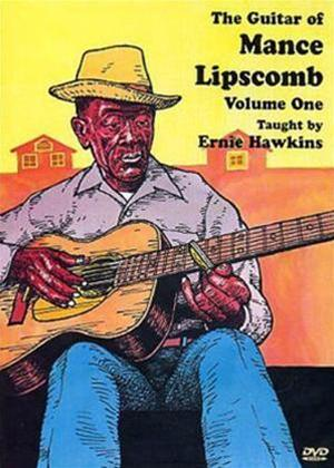 Rent Ernie Hawkins: Guitar of Mance Lipscombe: Vol.1 Online DVD Rental