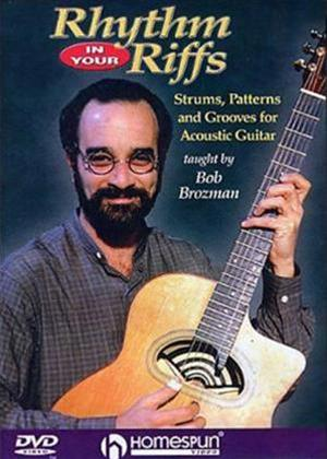 Rent Rhythm in Your Riffs for Acoustic Guitar Online DVD Rental