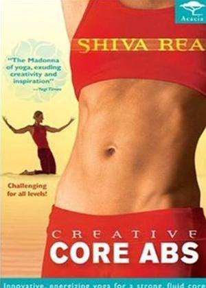 Rent Shiva Rea: Creative Core Abs Online DVD Rental
