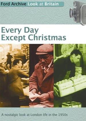 Rent Every Day Except Christmas Online DVD Rental